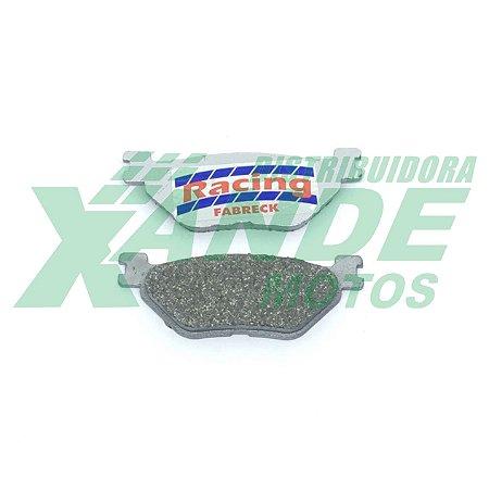 PASTILHA FREIO TDM 900 TRAS/XVS 950 TRAS/TENERE 1200 2013 FABRECK RACING (1749)