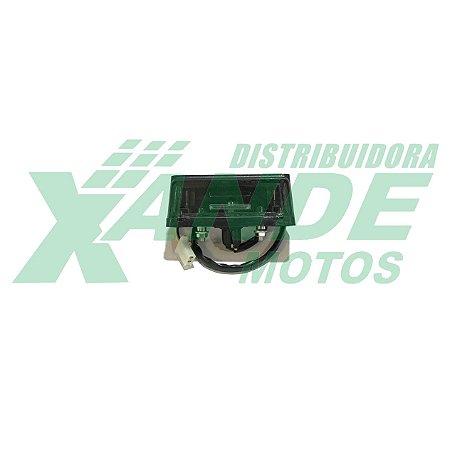 LUZ DE PLACA TITAN 150-160 2014 EM DIANTE / FAN 125-150-160 2014 EM DIANTE MHX