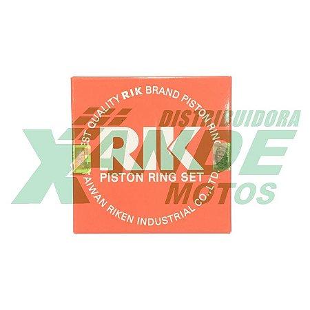 ANEL DO PISTAO BIZ 125 / FAN 125 2009  RIK 1,00 -OFERTA-