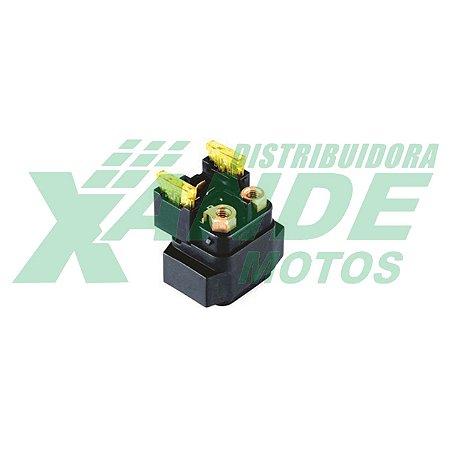 RELE DA PARTIDA FAZER 250/XTZ 250 LANDER-TENERE/TTR 230 (FUSIVEL 20A) MAGNETRON