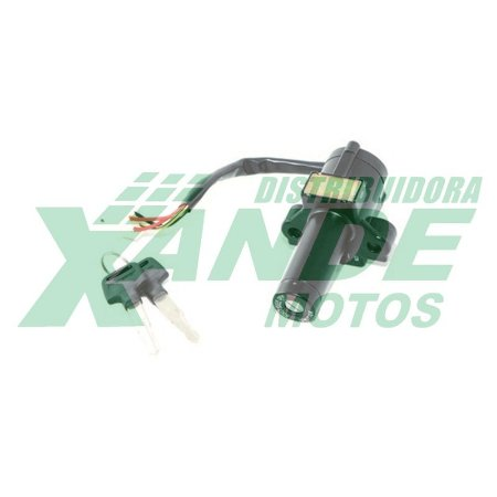 CHAVE IGNICAO NXR BROS 150 2009-2015 (4 FIOS) MAGNETRON
