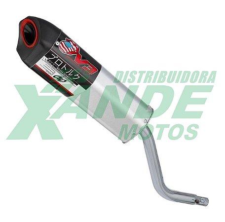 ESCAPAMENTO PRO TORK V3 XRE 300 (PONTEIRA) SUPER OFERTA