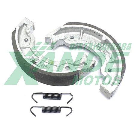 PATIM FREIO YBR/ MAX/ HUNTER 125 [DIANT-TRAS]- XTZ 125/STX [TRAS]0,25 MM COBREQ