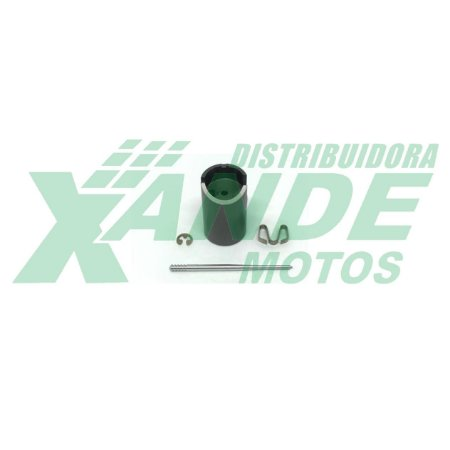 PISTONETE CARBURADOR KIT (PISTONETE+AGULHA) BIZ 100 / SHINERAY FENIX TRILHA