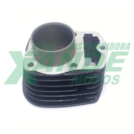 CILINDRO MOTOR  ML 125 OHC / TURUNA 125 OHC / XLS125 OHC (PRETO) TRILHA
