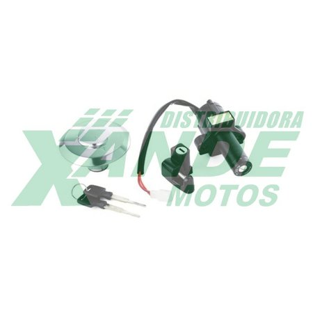 CHAVE IGNICAO (KIT) XR 250 TORNADO 2006-2008 MAGNETRON