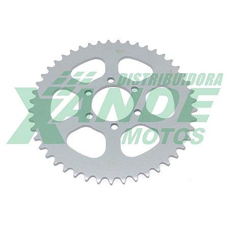 COROA DT 180 / DT 200 / XT 225 (PASSE 520) [47 DENTES] VAZ