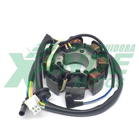 ESTATOR CPL DE BOBINAS CBX 200 / NX 200 / XR 200 / CBX 150 MHX / JEC PRO