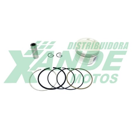 PISTAO KIT TITAN 150 TODOS OS ANOS / NXR BROS 150 2006 EM DIANTE SMART FOX 1,00