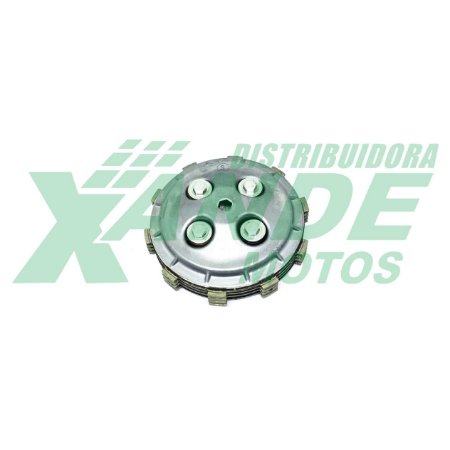 CUBO CENTRAL EMBREAGEM [KIT] FACTOR 150 / FAZER 150 / XTZ 150 CROSSER SMART FOX