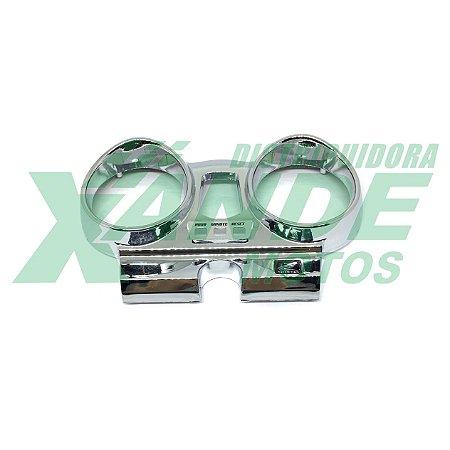 CARCACA PAINEL SUP CBX 250 TWISTER (CROMADA) ORBITAL