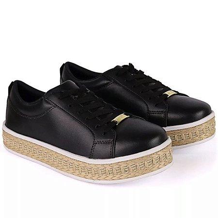 85c37588f8 Calçados Femininos · Calçados Masculinos. Tênis Salto Corda Juta Cr Shoes  Lançamento Black