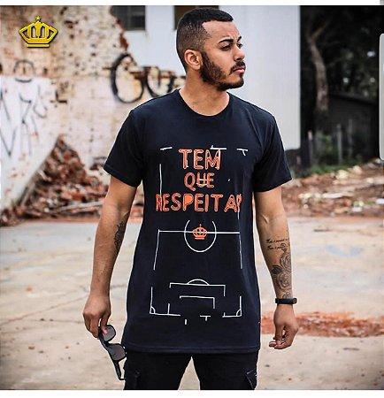 Camiseta Tem que respeitar