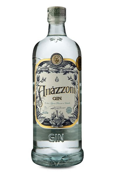 Gin Amázzoni 750ml