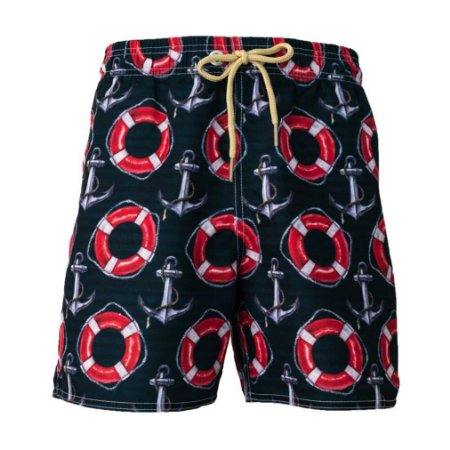 Short Masculino SOS Navy