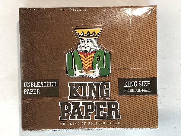 King paper brown king size