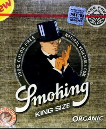 SEDA SMOKING ORGANIC KING SIZE