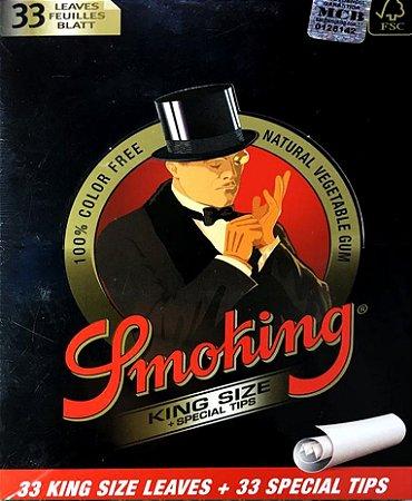 SEDA SMOKING DELUXE KING SIZE C/ PITEIRA