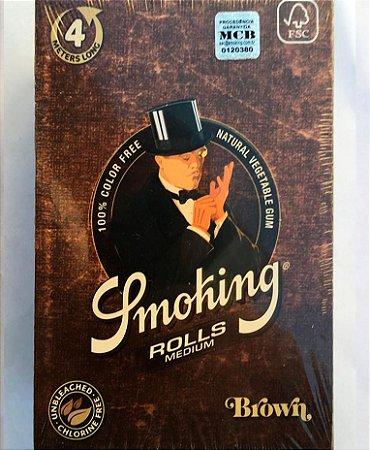 SEDA SMOKING BROWN ROLLS Média
