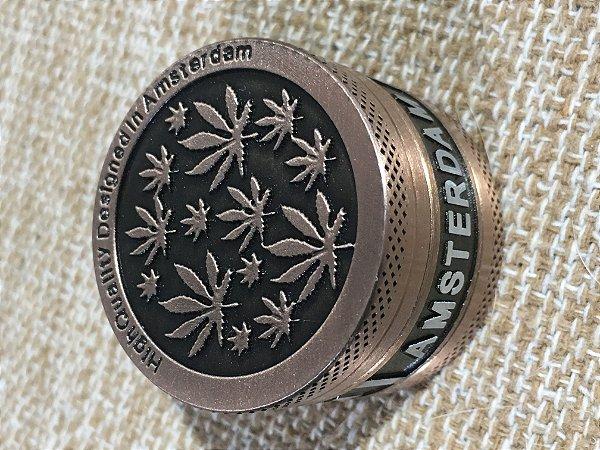Dechavador / triturador folhas bronze