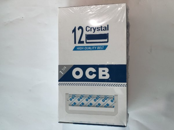 Caixa Bolador manual OCB 78mm