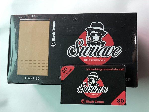 Piteira swuave black trunck  haxi  tips 35mm