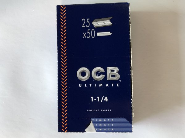 caixa ocb ultimate 1 1/4