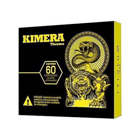 TERMOGÊNICO KIMERA THERMO - 60 COMPR - IRIDIUM LABS