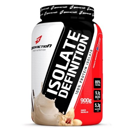 ISOLATE DEFINITION BODY ACTION 900G