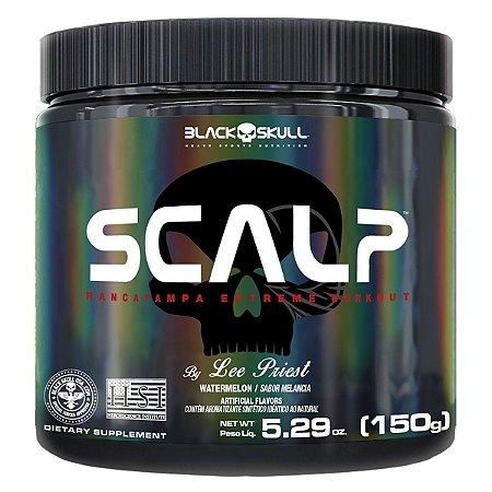 Pré Treino Scalp 150g - BlackSkull