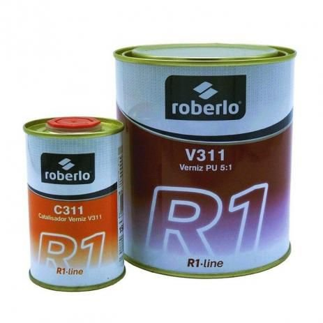 Verniz Poliuretano V311 com Catalisador – Roberlo