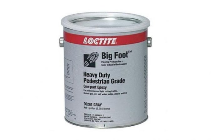 257246 - Loctite PC 9237 GY 6.3KG - Revestimento Piso Big Foot