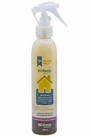 Produto de Limpeza Residencial a Seco BioForcis 200ml