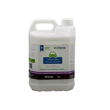Produto de Limpeza a Seco BioForcis Automotivo 5ltr