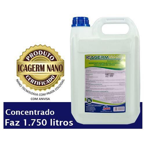 Icagerm Nano - 5ltr
