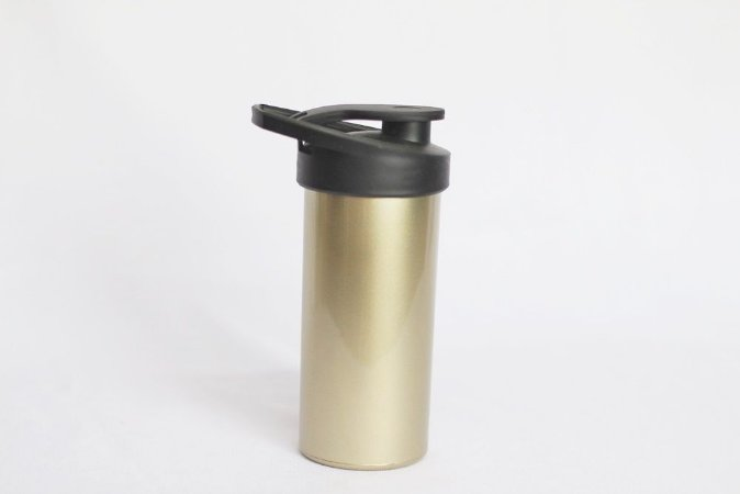 Squeeze de Polímero - Dourada