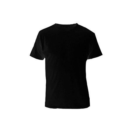 Camiseta Poliéster GG - PRETA