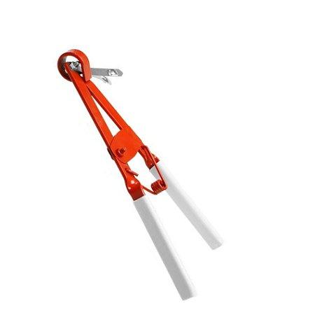 Colocador de tiras para chinelos - Alicate de aço