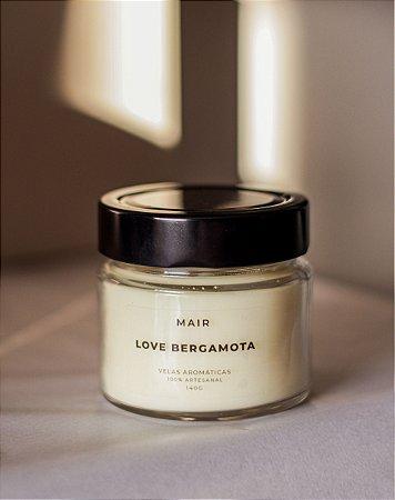 Vela Love Bergamota CLASSIC