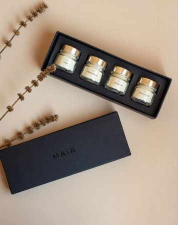 Kit Presente Velas Pocket HAPPINESS