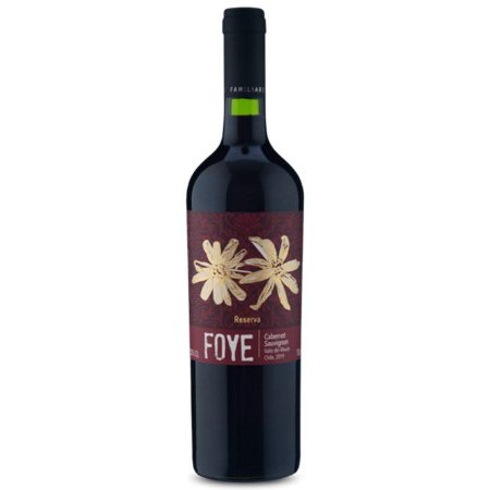 Vinho Chileno Tinto Seco Foye Reserva Cabernet Sauvignon 750ml