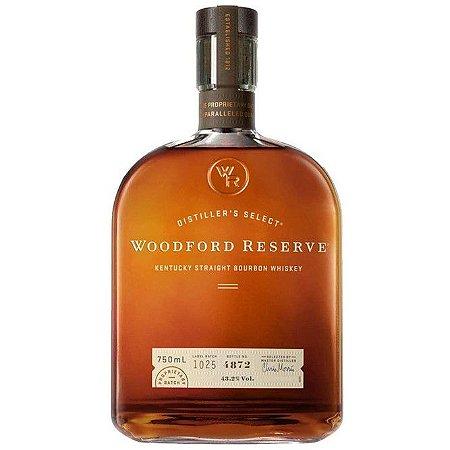 Whisky Americano Woodford Reserve Bourbon Super Premium 750ml