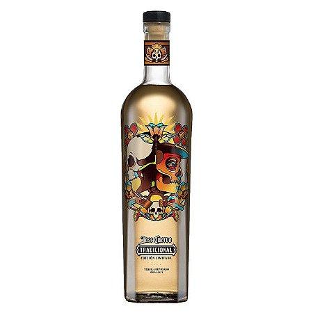 Tequila Mexicana Jose Cuervo Tradicional Calavera 750ml