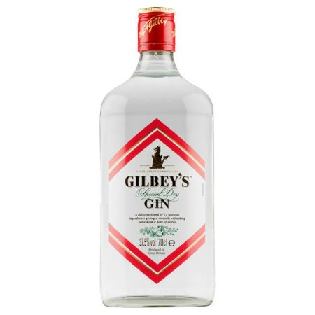 Gin Inglês Gilbey's Special Dry Gin 700ml