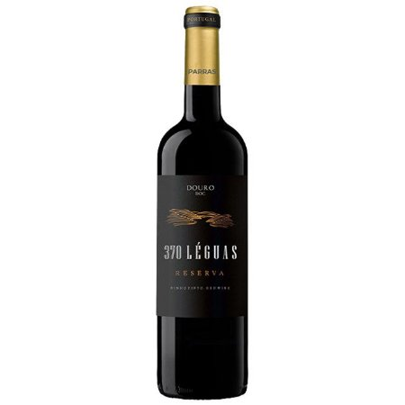 Vinho Português Tinto Seco 370 Leguas Reserva D.O.C Douro 750ml