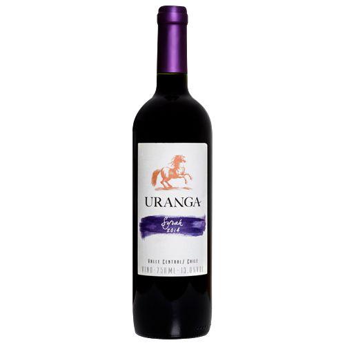 Vinho chileno Uranga Syrah 750ml