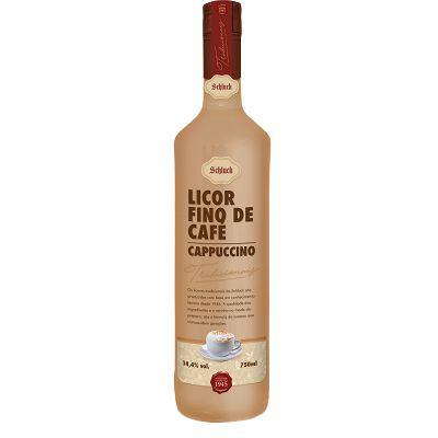 Licor Fino de Café Cappuccino 750 ml Schluck