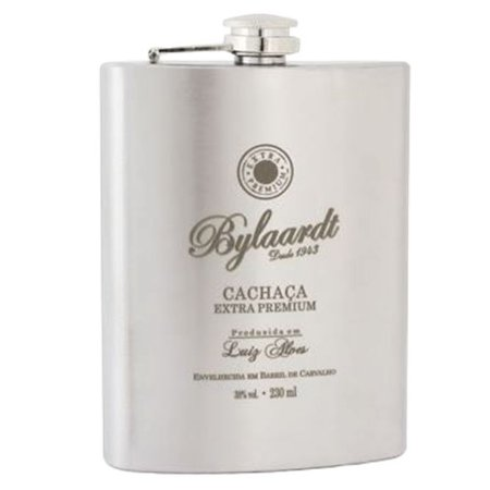 Cantil Cachaça Bylaardt Extra Premium 200ml
