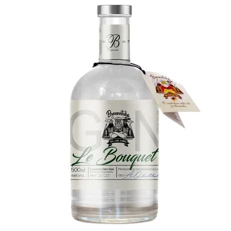 Gin Le Bouquet London Dry 500 ml Brennstube