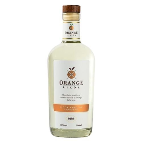 Licor Fino de Laranja Orange Likör 700 ml Schluck
